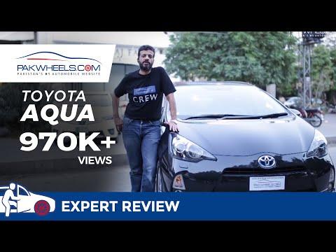 Toyota Aqua Review by PakWheels