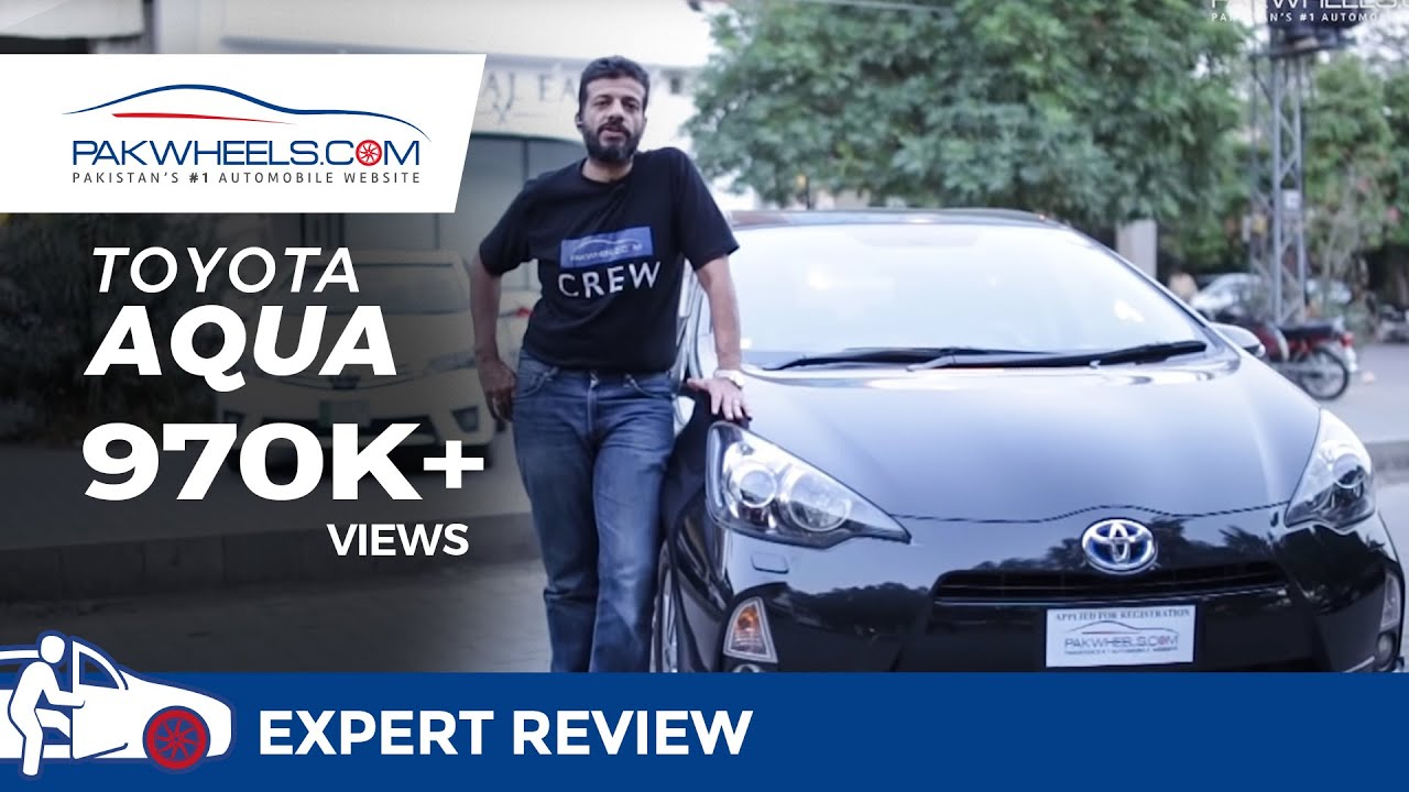 Toyota Aqua Detailed Review Price Specs Features Pakwheels