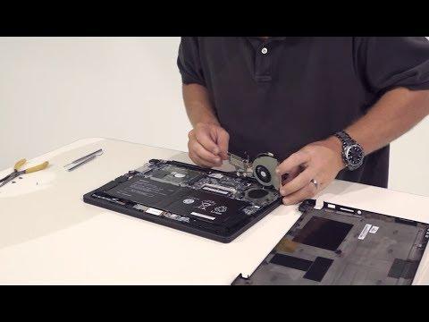 Sony VAIO® | Flip PC gets the teardown treatment