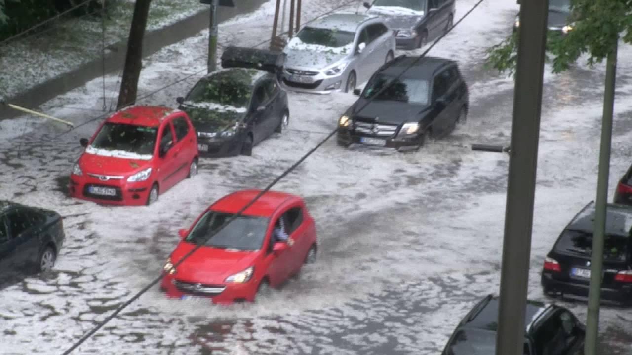 Berlin Unwetter Gestern