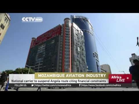 Mozambican national carrier to suspend Angola route citing financial constraints