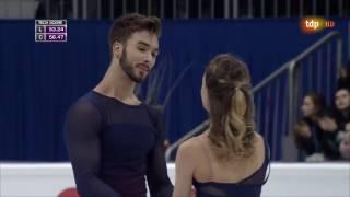 Gabriella Papadakis & Guillaume Cizeron - EC 2016 - FD