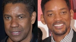 Will Smith & Denzel Washington Teaming For