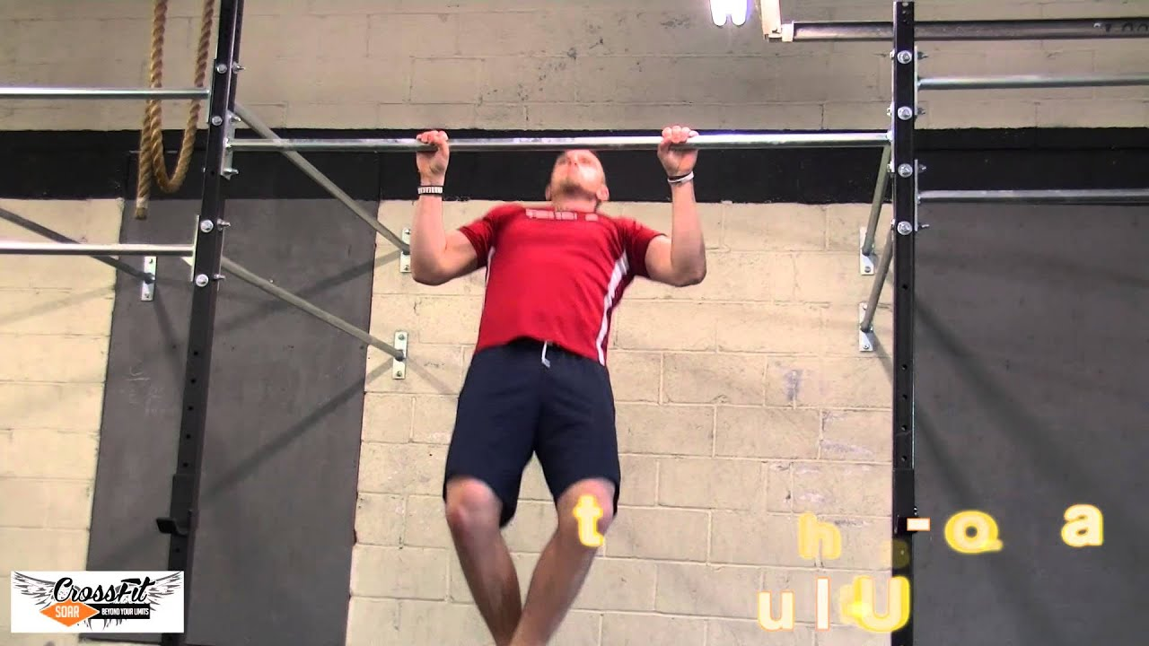 Chest to Bar Pull ups | Crossfit in Los Angeles