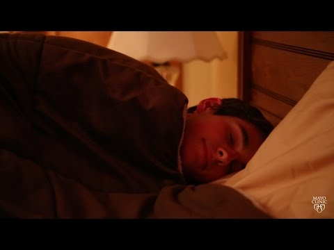 Mayo Clinic Minute: Tips for Better Sleep
