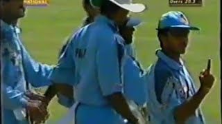 *EXCITING* India vs South Africa | Nagpur, 2000 | RARE HIGHLIGHTS!!!