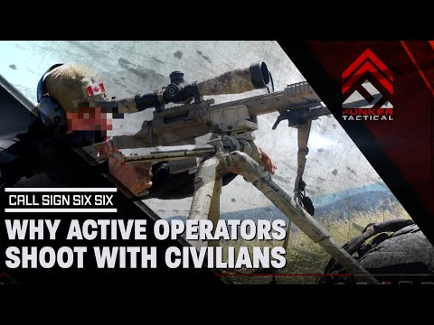 Why Active Operators Are Shooting With Civilians  Sniper&39;s Hide Cup