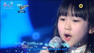 [Vietsub][Voice Kids - Battle Round] Ahyun, Ye Eum & Eunsung - Snow Flower (Park Hyoshin)