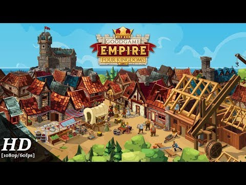 Empire: Four Kingdoms Android Gameplay [60fps] [APK]