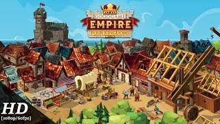 Empire: Four Kingdoms Android Gameplay  60fps