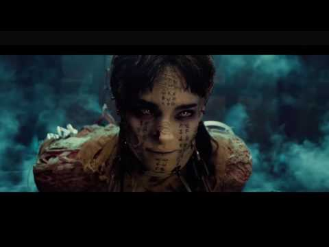 """THE MUMMY"" 2017 Trailer and Scenes from movie!"