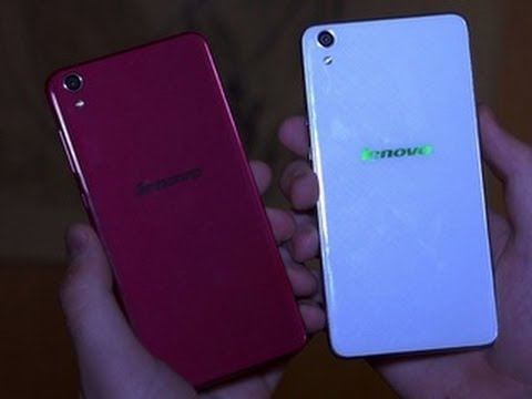 Lenovo S850 has a quirky glowing logo