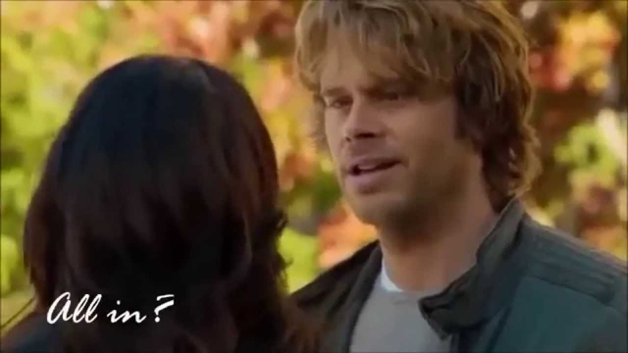 kensi and deeks first kiss