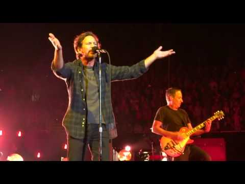 Pearl Jam - 4-13-16 - Jacksonville, Fl - (Complete Show) - Front Pit - HD SBD