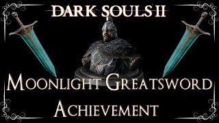 Dark Souls 2 - Benhart of Jugo Quest (Moonlight Greatsword Achievement/Trophy)