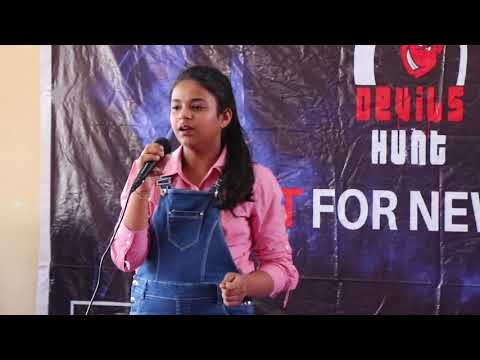 Song Performance by SHUBHANGANI