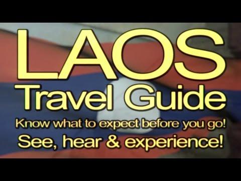 AWALK - EP128 - 1 Hour - Laos Travel Guide - Season 1