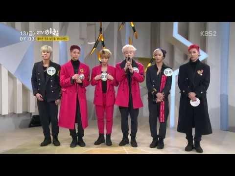 150313 2TV 아침 보이프렌드 BOUNCE+인터뷰