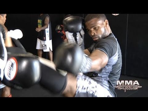 Strikeforce's Tyron Woodley: Pre-fight Intv (vs Paul Daley)
