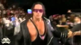 "Bret Hart & Mr. Kennedy Mashup - ""ReTurn Up The Trouble"""
