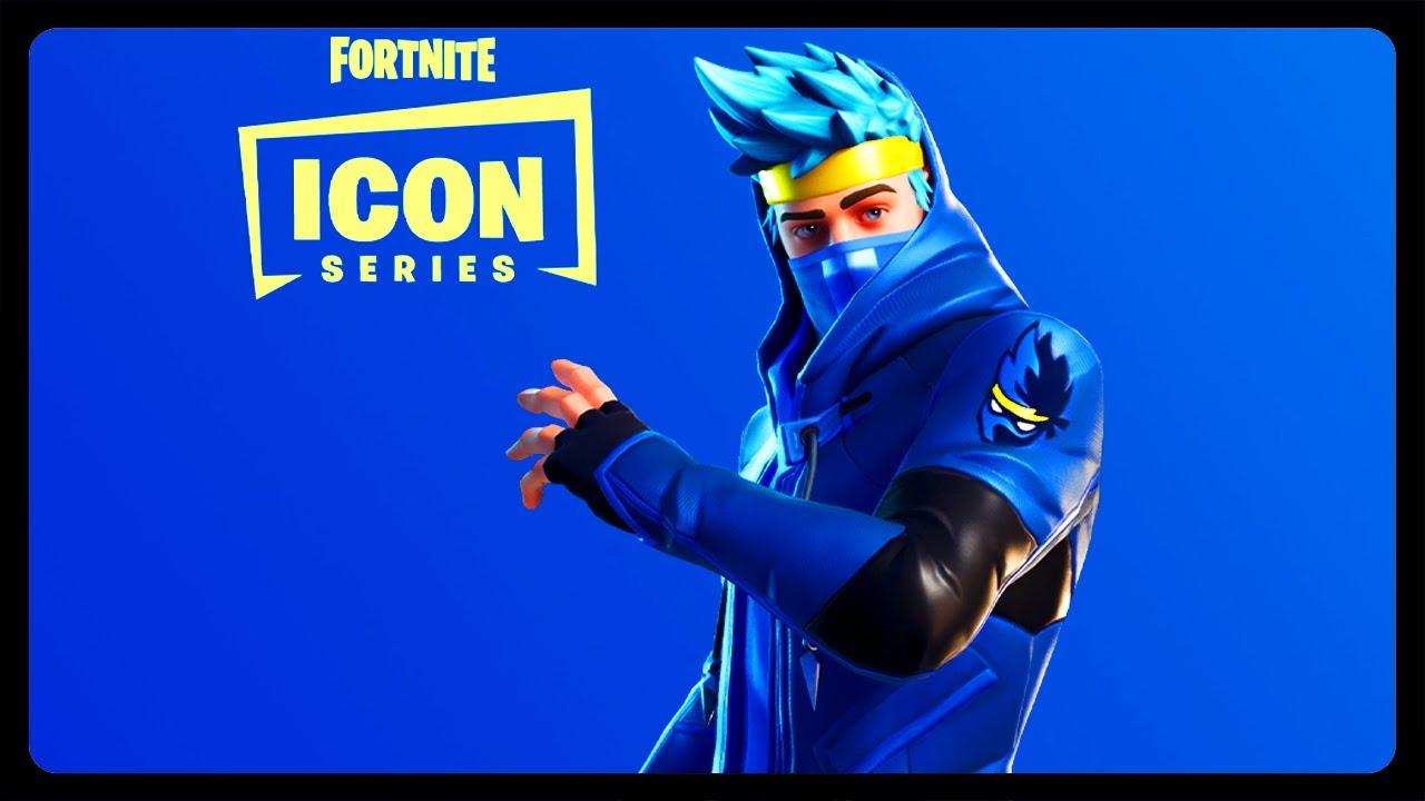 How To Get The New Ninja Skin In Fortnite Youtube