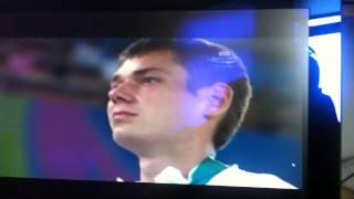 Paweł Wojciechowski Hymn Mś 2011 TVP Sport