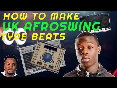 How to Make UK Afroswing Type Beats Like Not3s & J Hus – FL Studio 20 Afrobeat Tutorial