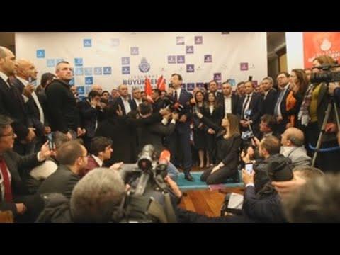 La victoria del opositor Imamoglu en Estambul debilita a Erdogan