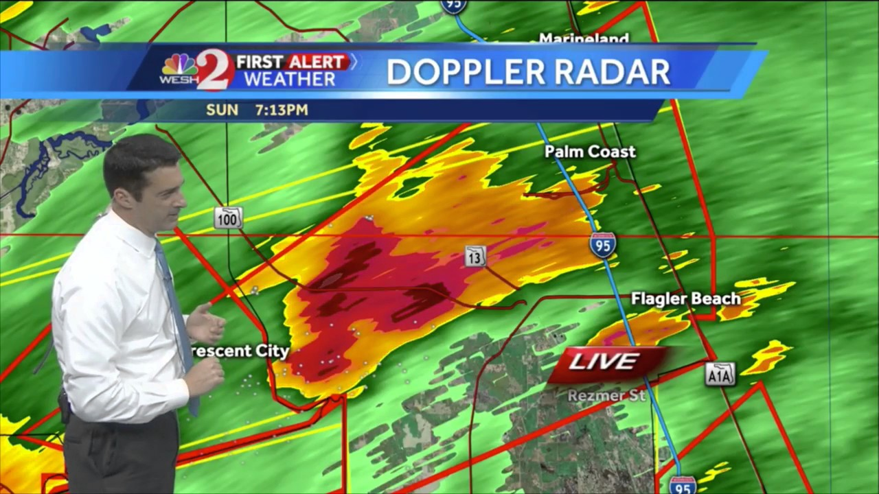 live wesh weather coverage