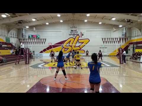 Mt. Eden High School vs San Lorenzo High School (2018 WACC Division Match)