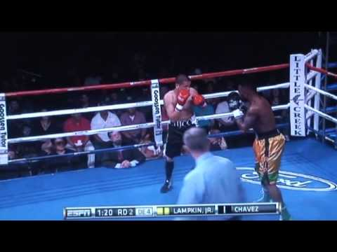 Ray Lampkin Jr. vs Joaquin Chavez (1/2)