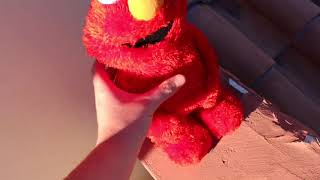 Tickle Me Elmo DESTRUCTION!!!