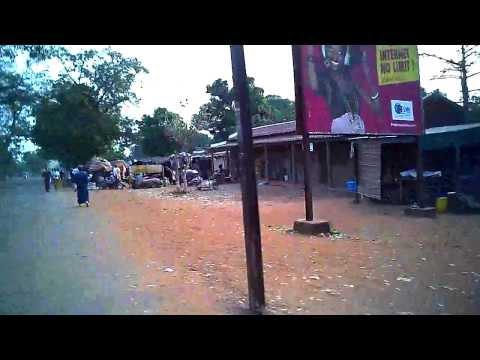 Burkina Faso - Banfora Motorradrundfahrt (Nov. 2013)