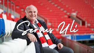 Servus Uli - A Life Dedicated to FC Bayern