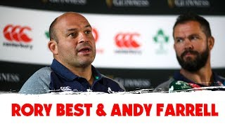 Rory Best addresses questions over Ireland's line-out