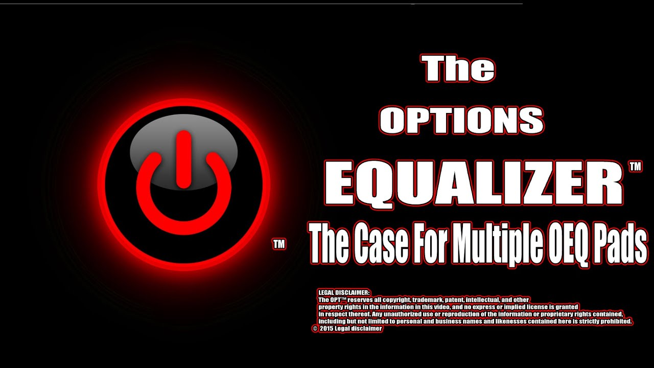 Binary options equalizer