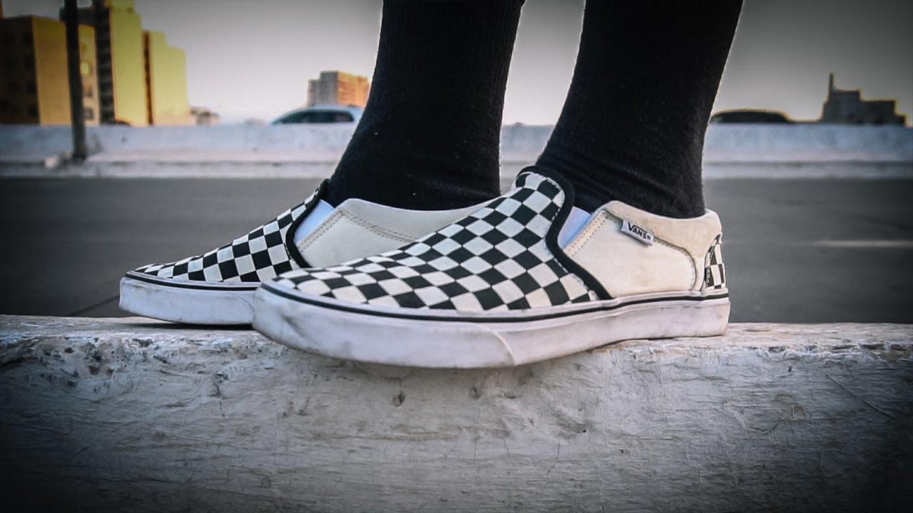 vans asher vs classic slip on Shop Clothing & Shoes Online