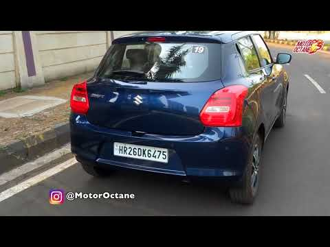 Maruti Swift 2018 Real life review in Hindi | MotorOctane