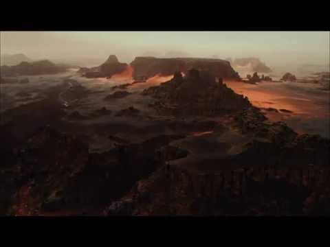 Tamanrasset & Djanet (Algerie) Vue du ciel....(تمنراست & جانت (الجزائر