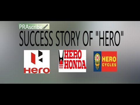 "Success Story OF ""HERO"" Group"