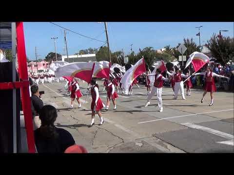 Golden Valley Cardinal Regime at 2019 Santa Cruz Band Review #Regime