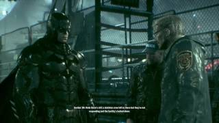 BATMAN ARKHAM KNIGHT Ep.2 off to Ace Chemicals