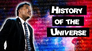 History of the Universe (Science Rap)