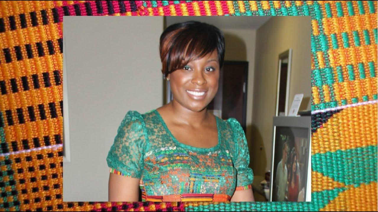 Ghanaian Kaba And Slit - YouTube