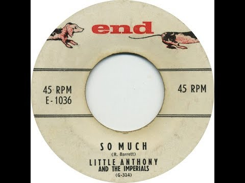 Little Anthony And The Imperials - So Much 1958 mp3