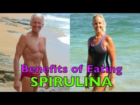 Benefits of Eating Spirulina