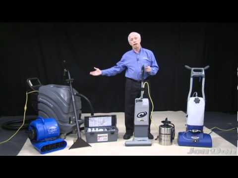 Overview Principles Of Commerical Carpet Care Jon Don
