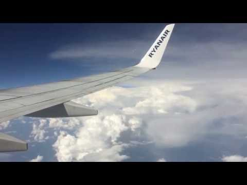 Ryanair Take Off From Budapest Ferenc Liszt International Airport - Hungary