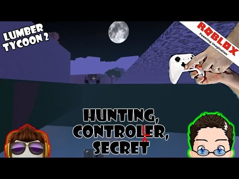 Roblox - Lumber Tycoon 2 - Searching for Spook, Found a hole, and Controller Glitch?