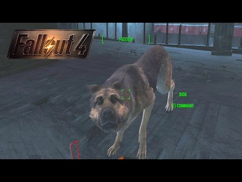 Fallout 4 (Svenska) EP04 - Bobby!